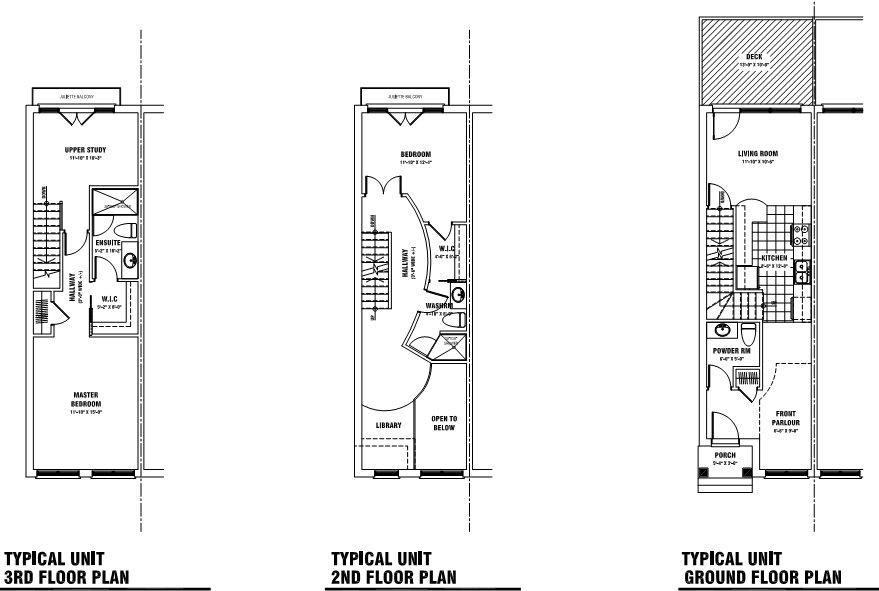 Calgary Infill Home Plans - Escortsea